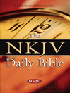 The NKJV Daily Bible (eBook): Read the Entire Bible in One Year